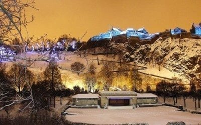 Edinburgh's Christmas and Edinburgh's Hogmanay