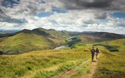 10 Ways to Explore the Outdoors in Edinburgh