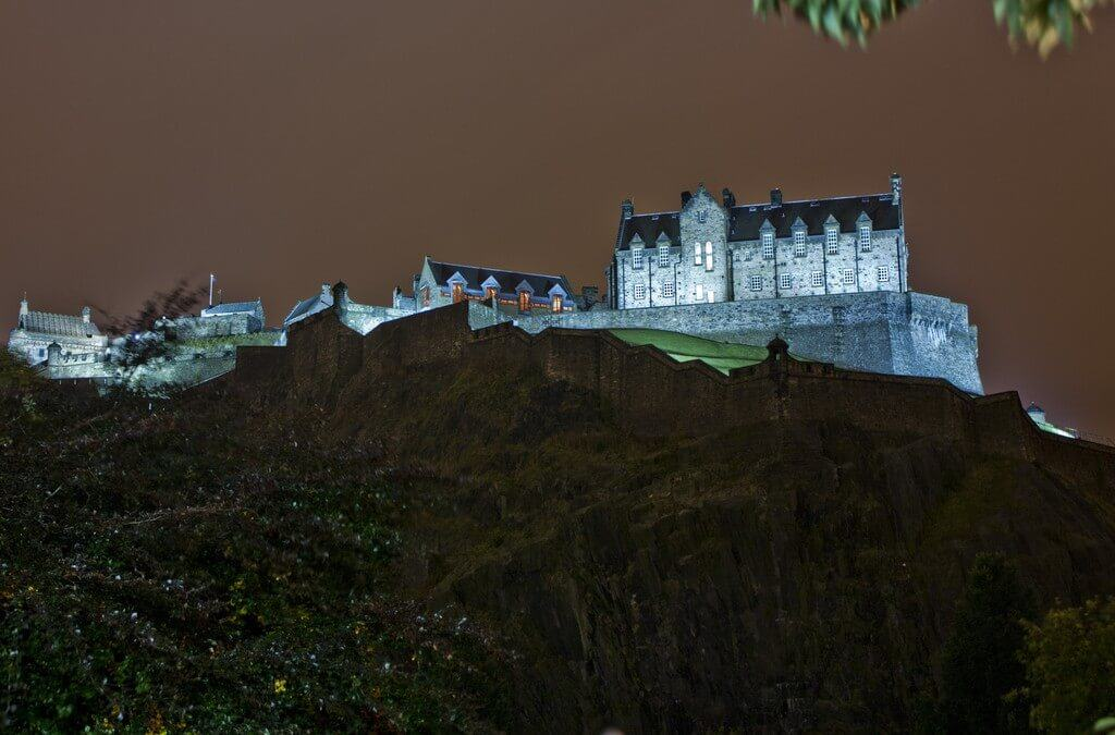 5 Most Haunted Places in Edinburgh