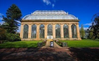 The Royal Botanic Garden, a plant-lover's paradise in Edinburgh!