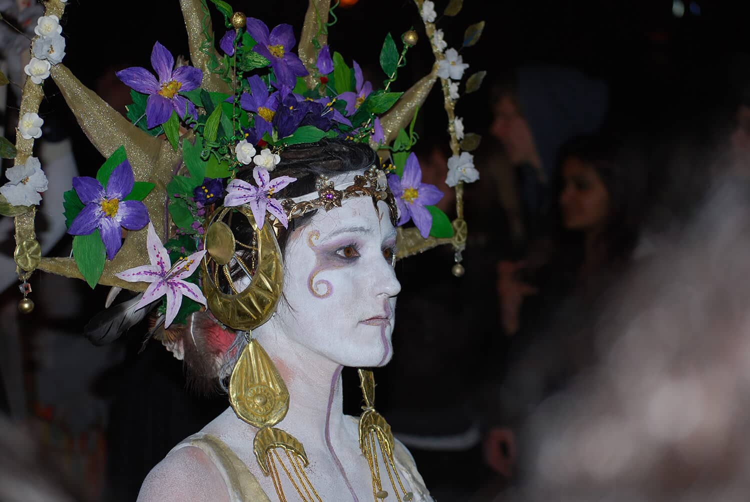 beltane fire festival 2016 in edinburgh
