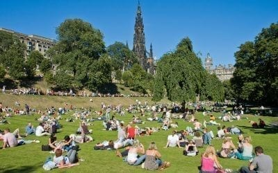 10 Things To Do in Edinburgh in the Summer