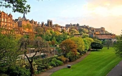 5 Free Hidden Gems you probably didn't know about in Edinburgh