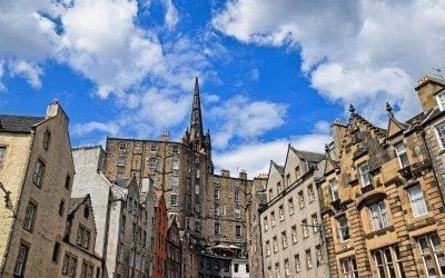 [Vlog] 20 Things to do in Edinburgh
