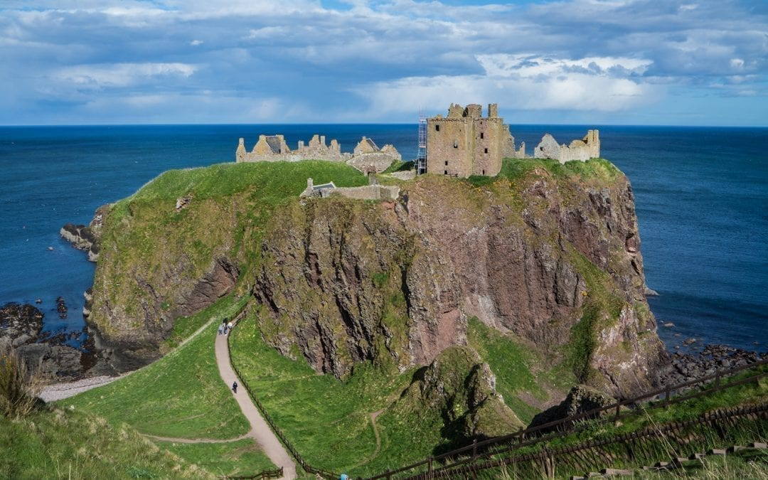 Dunnottar Castle: Scotland's Most Spectacular Castle