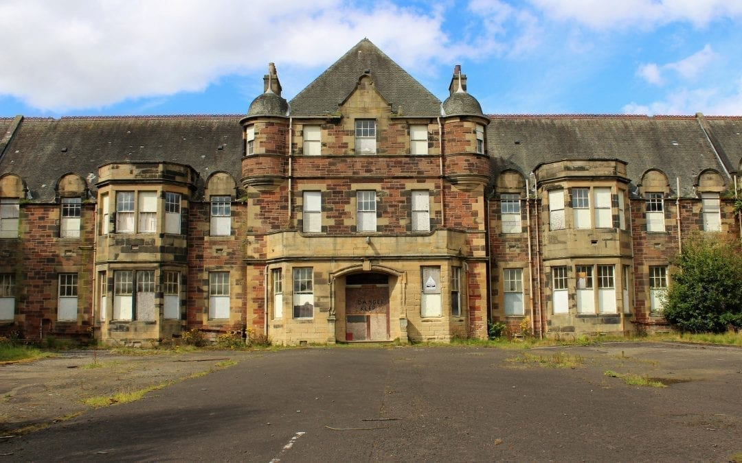 Bangour Village, The Scottish Haunted Psychiatric Hospital 