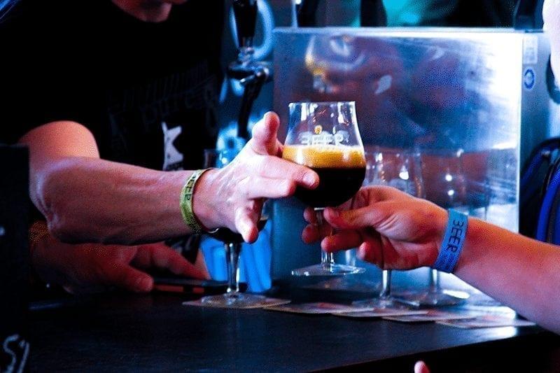 Edinburgh Craft Beer Festival 2018