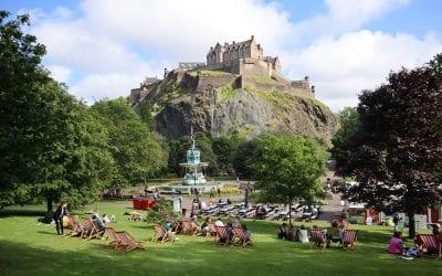 Discover Edinburgh in Pictures